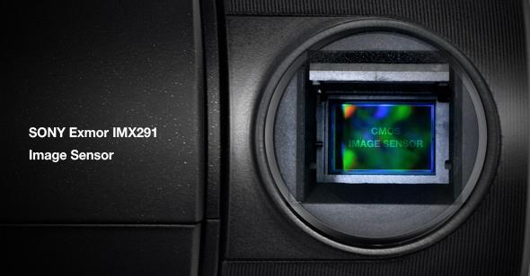 f800 image sensor